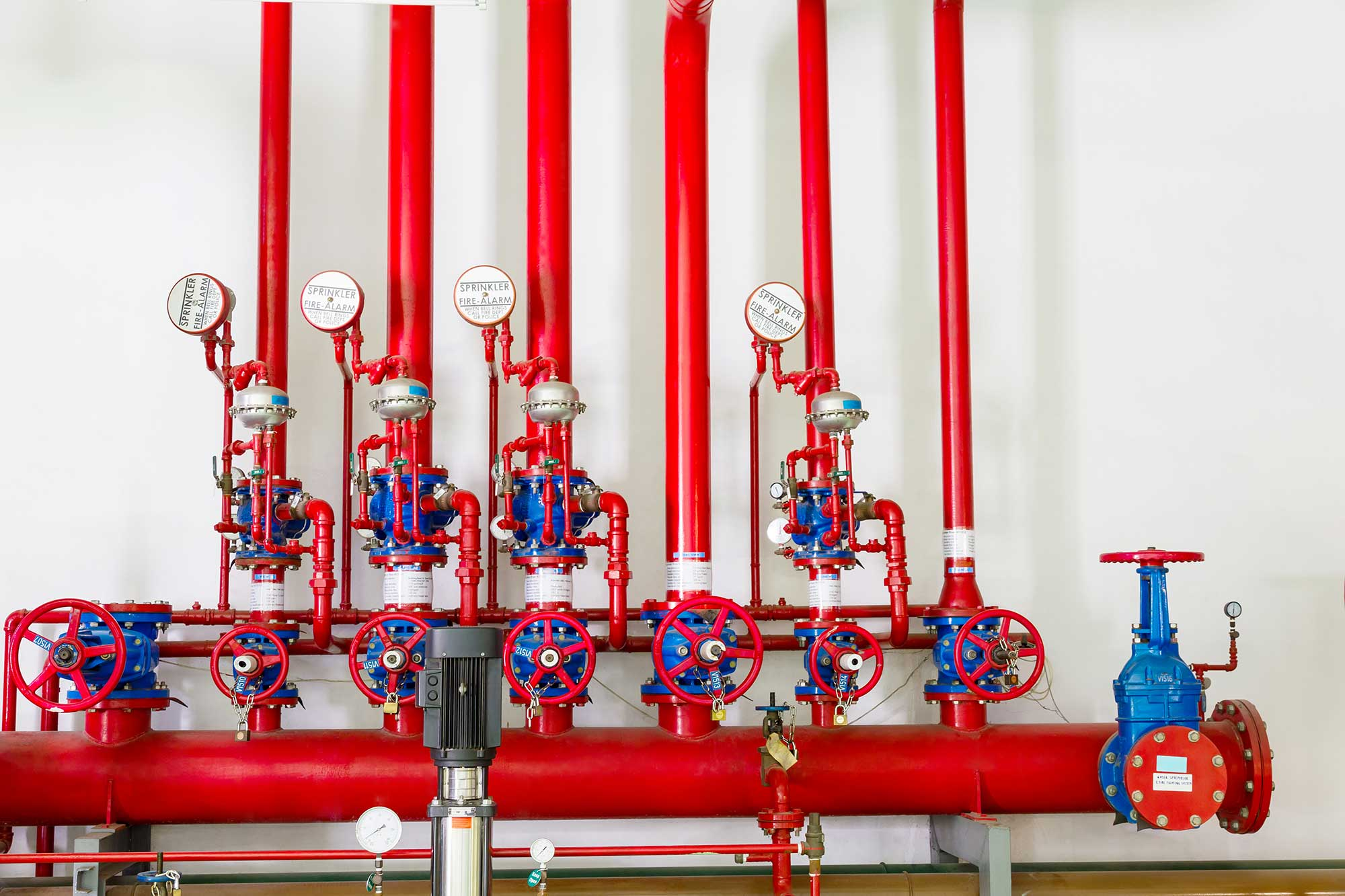 Fire Suppression Systems Seattle Western Washington